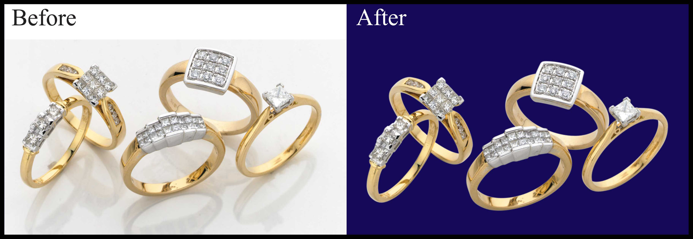 Clipping Path - Image Editing
