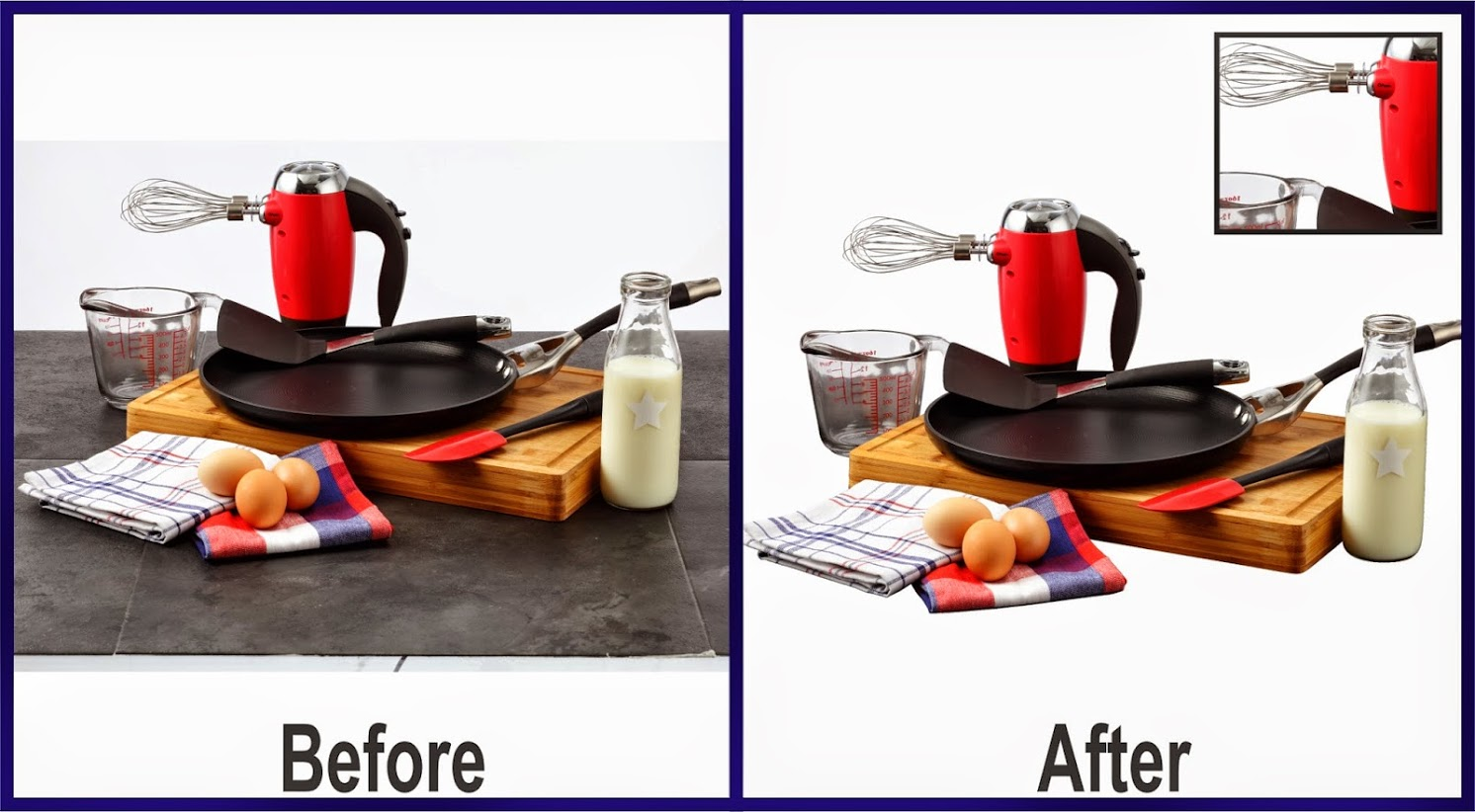 >Clipping Path - Image Editing